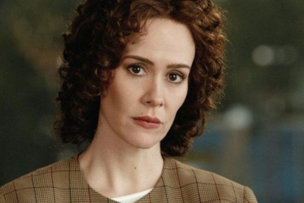 Sarah Paulson es la fiscal Marcia Clark Foto:IMDB. Imagen Por: