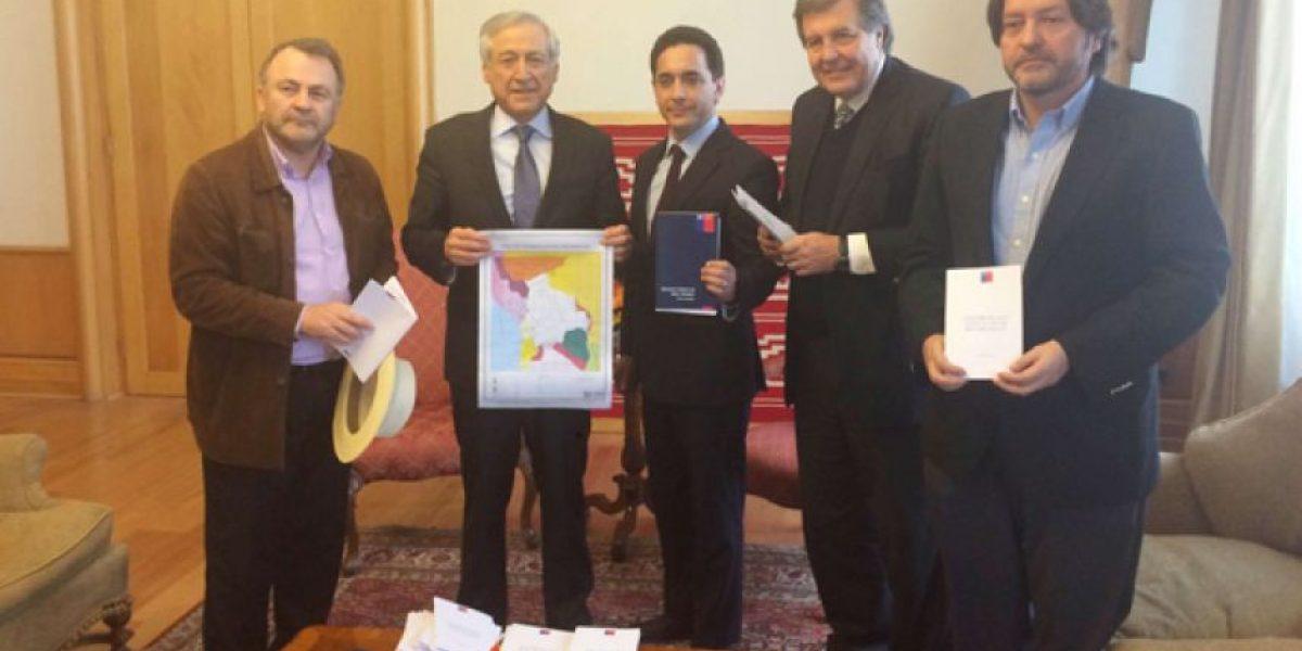 Diputados viajan a Europa para exponer postura de Chile por demanda boliviana