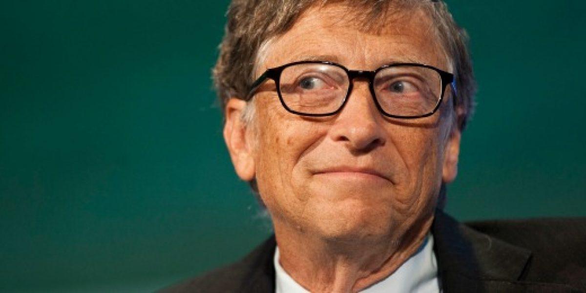 Bill Gates vuelve a ser hombre más rico del mundo delante de español Ortega