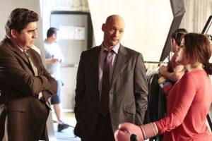 """En 2011, Khloé Kardashian también apareció en la serie """"La Ley y el Órden: Los Ángeles"""". Foto:NBC. Imagen Por:"""