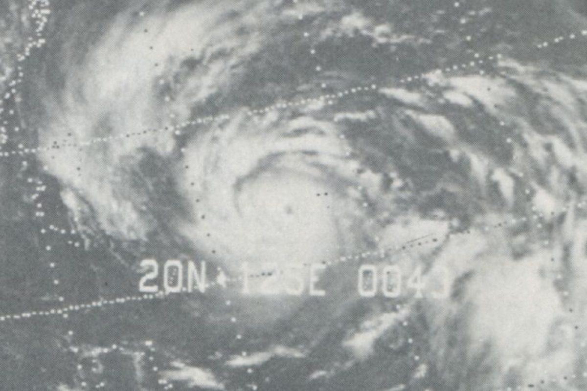 Tifón Nina de 1975. El tifón más devastador de la historia de China. Murieron 200 mil personas. Foto:Vía Wikimedia Commons. Imagen Por: