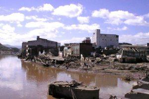Huracán Mitch. En 1998, Mich arrasó la parte central de América dejando 18 mil muertos. Foto:Vía Wikimedia Commons. Imagen Por: