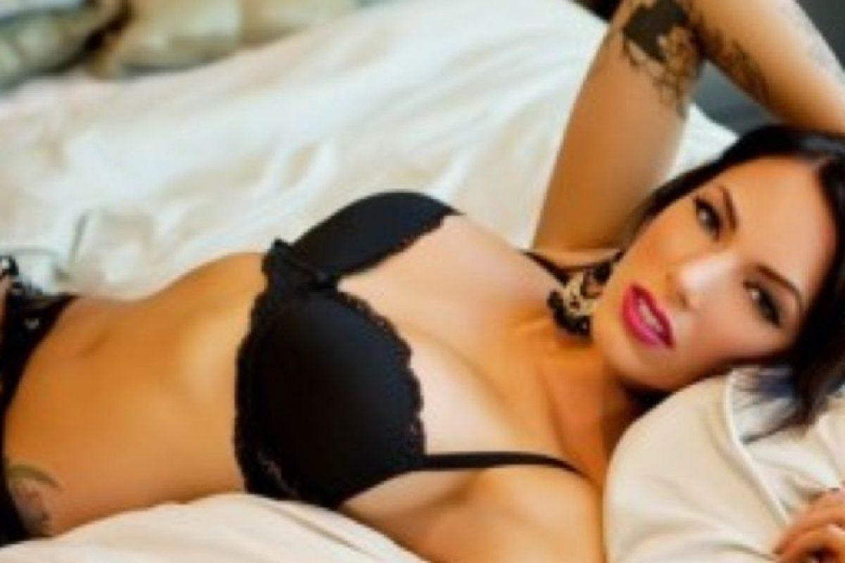 Juelz Ventura es una actriz porno brasilera radicada en Estados Unidos. Foto:vía Brazzers. Imagen Por: