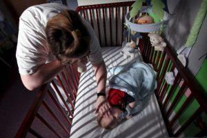Jill y Paul la adoptaron. Foto:Getty Images. Imagen Por: