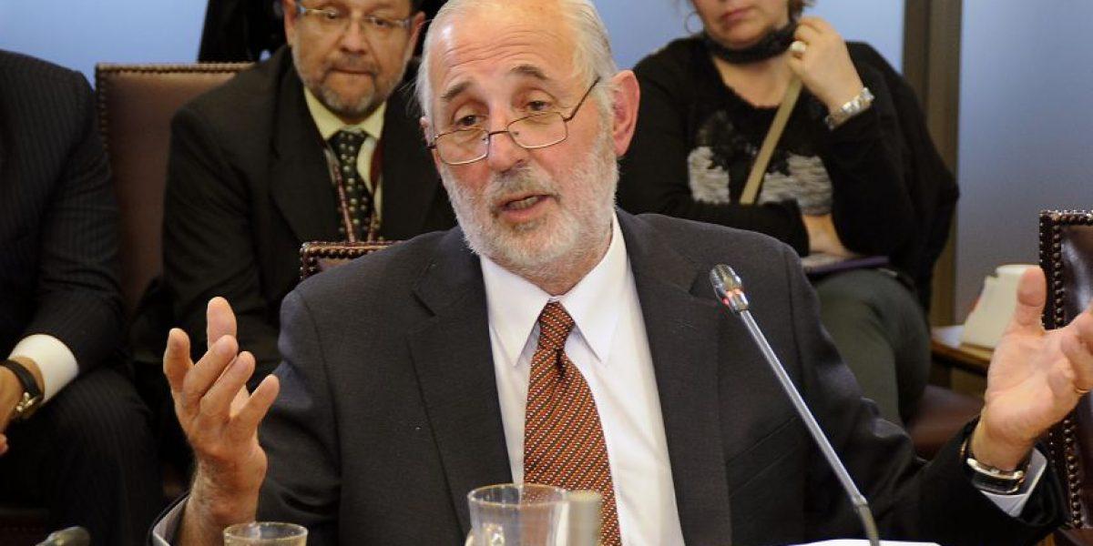 Nuevo fiscal nacional se reunió con senador Girardi y abogado de ME-O antes de elección