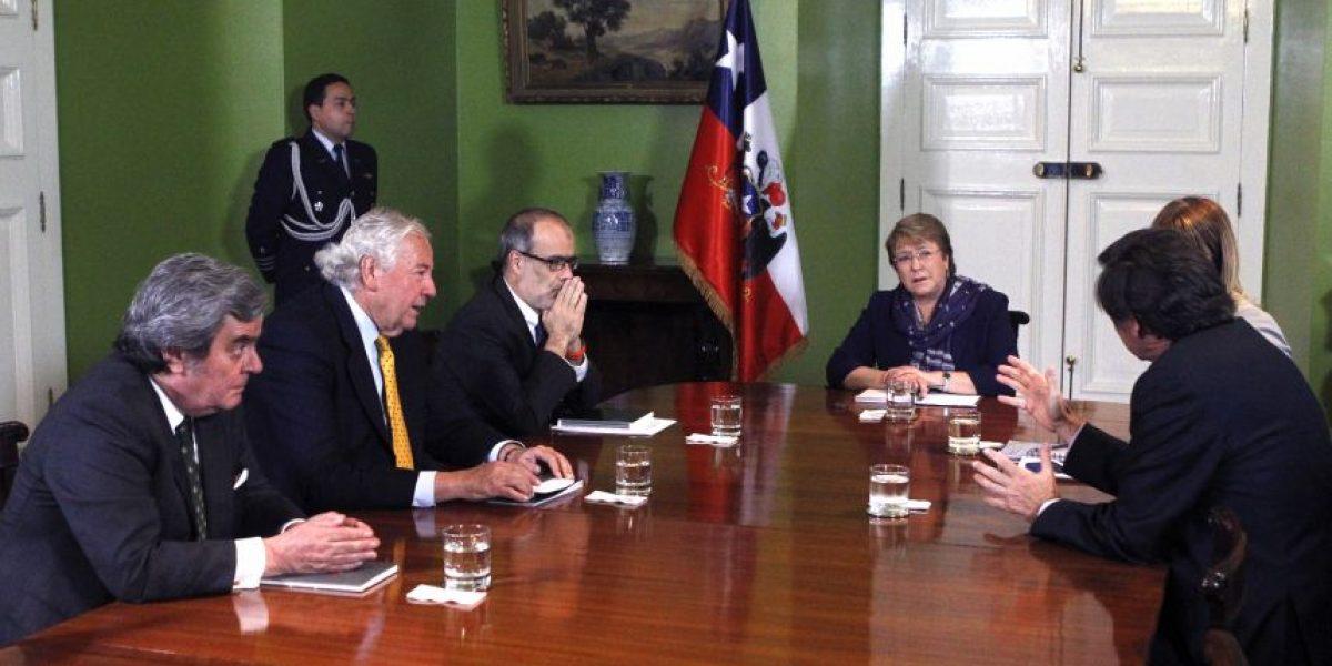 Sofofa se reunió con Bachelet en La Moneda tras ausencia en cenal de industria