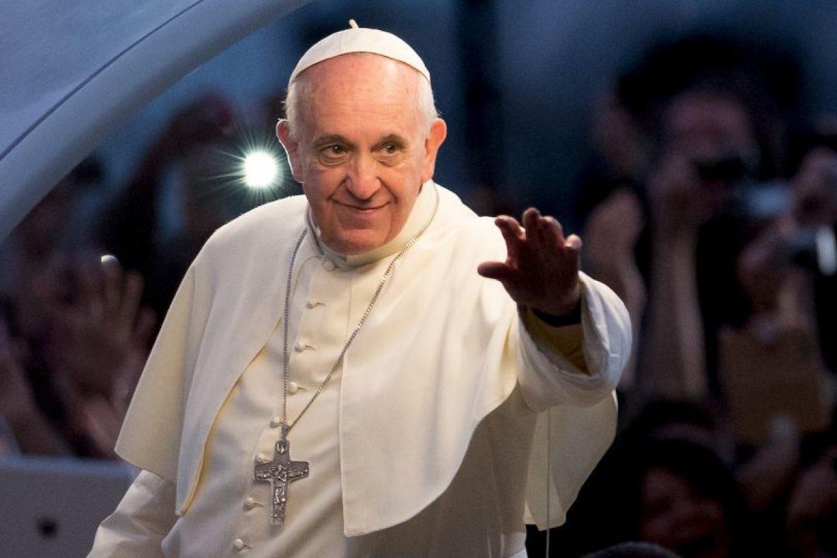 1. El Papa Francisco podría tener un tumor cerebral Foto:Getty Images. Imagen Por:
