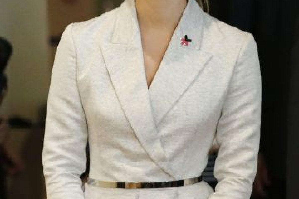 4. Watson fue nombrada Embajadora de Buena Voluntad de ONU Mujeres en 2014. Foto:Getty Images. Imagen Por: