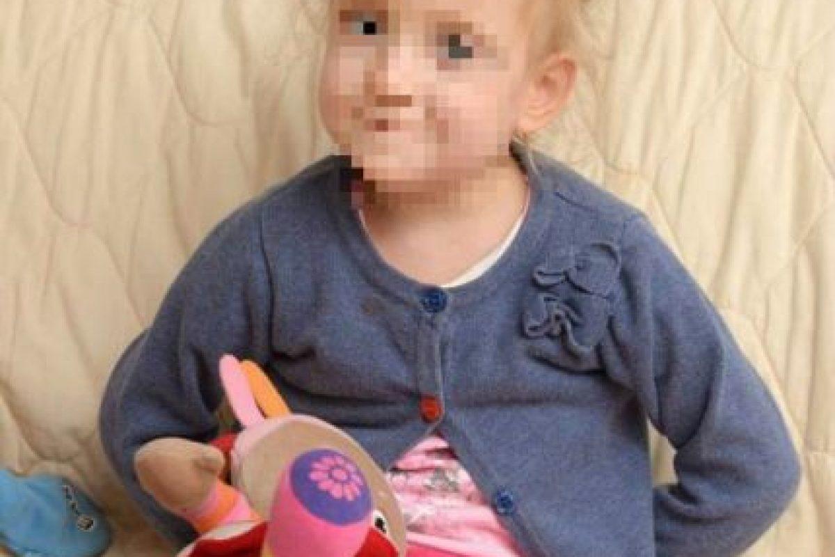 Su madre biológica sufrió problemas serios durante el embarazo y decidió darla en adopción. Foto:Vía Julian Hamilton. Imagen Por: