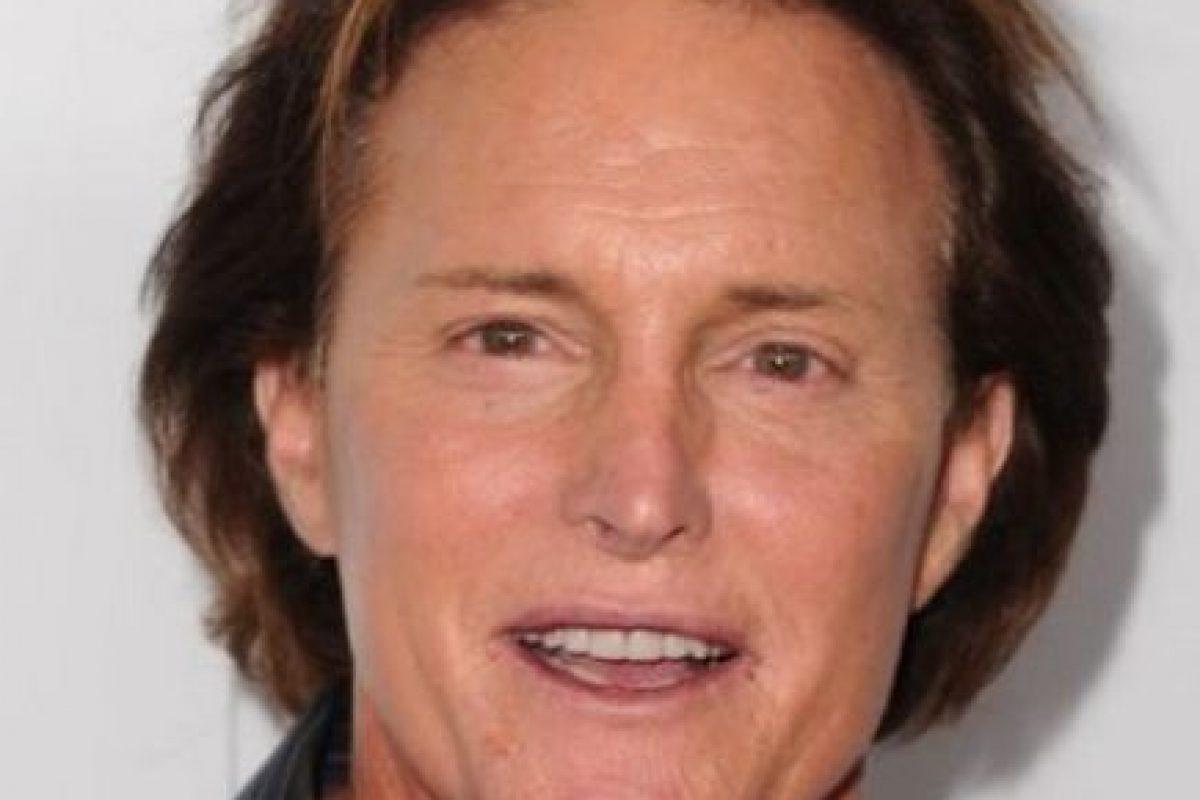 1. Bruce Jenner a Caitlyn Jenner Foto:Getty Images. Imagen Por: