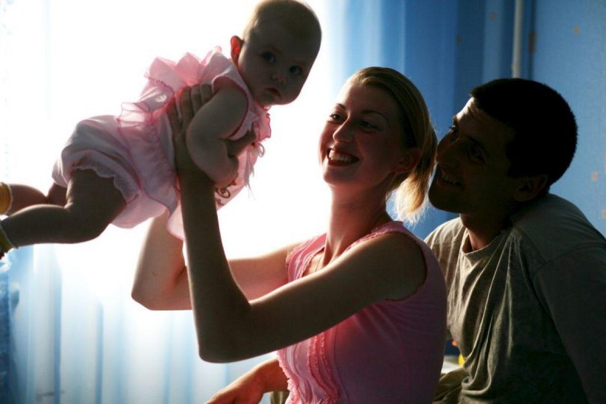 """""""Ella necesita una familia para pasar Navidad"""". Foto:Getty Images. Imagen Por:"""