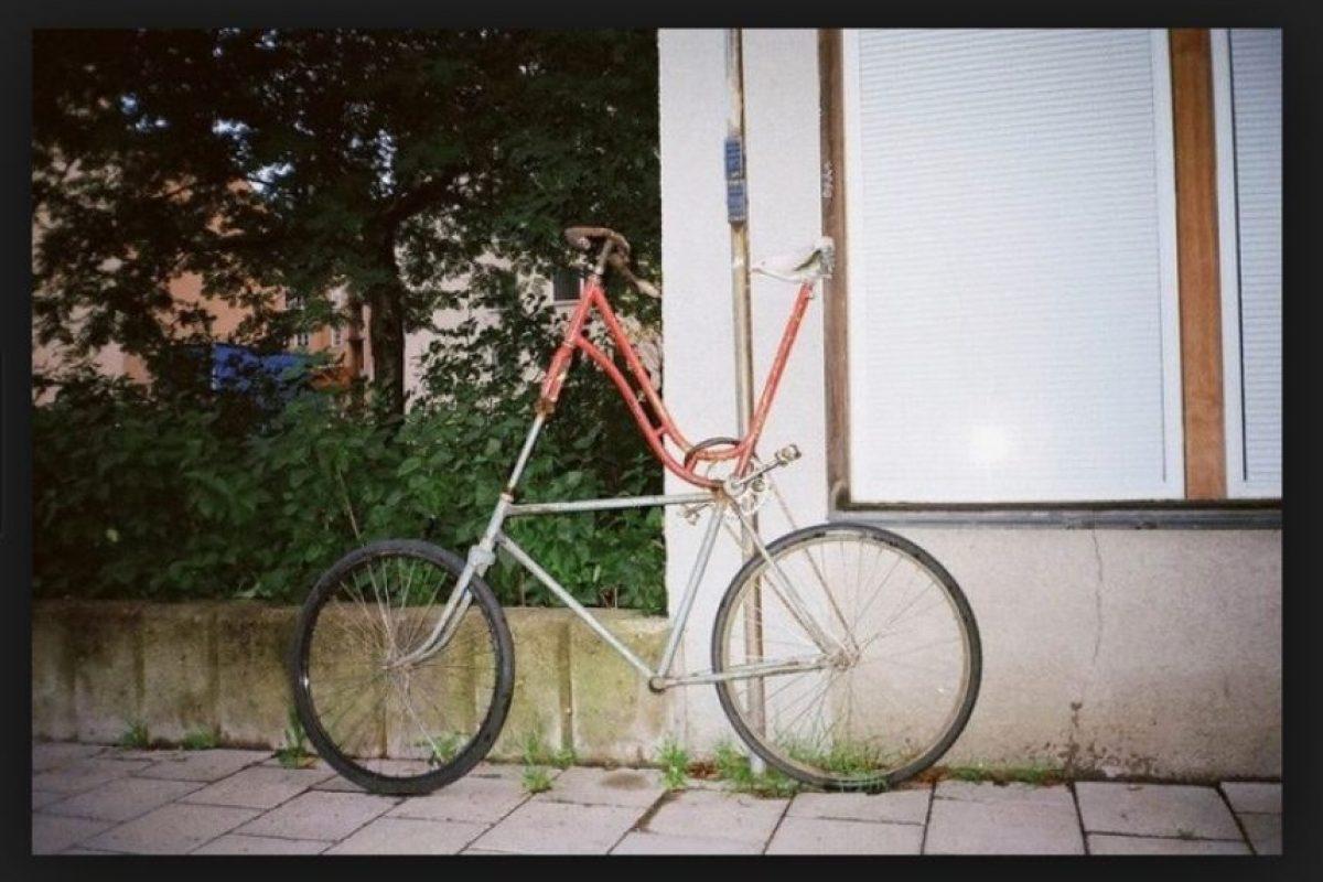 Momentos graciosos en la bici Foto:Reddit. Imagen Por: