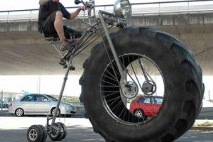 Momentos graciosos en la bici Foto:Imagenesgraciosas. Imagen Por: