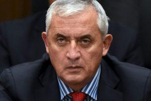 Otto Pérez, es expresidente de Guatemala. Foto:AFP. Imagen Por: