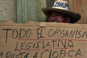 """A quién se le relaciono con un caso de corrupción llamado """"La Línea"""" Foto:AFP. Imagen Por:"""