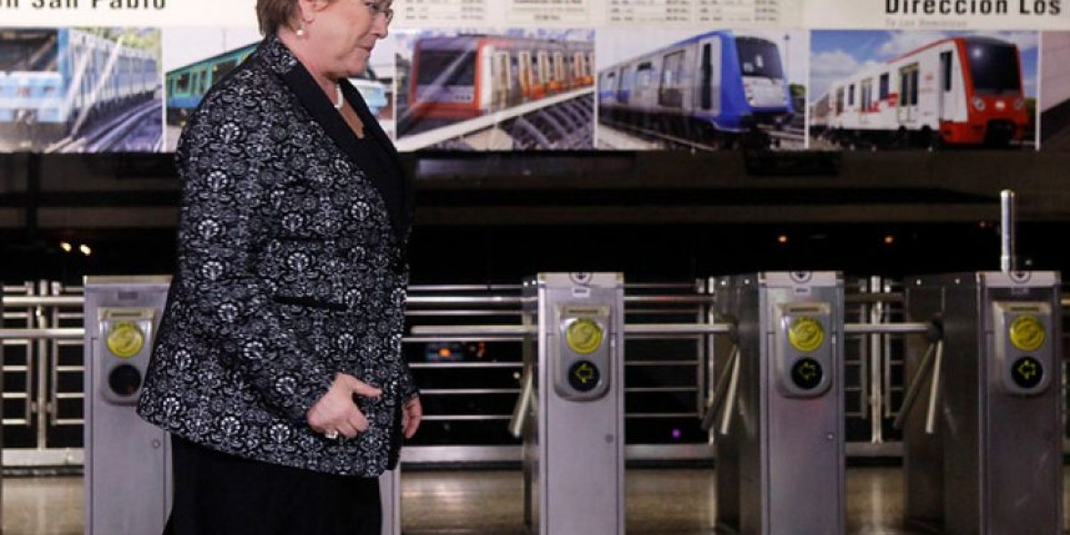 Subcomisiones mixtas de presupuestos dejan pendiente revisión de dineros del Metro