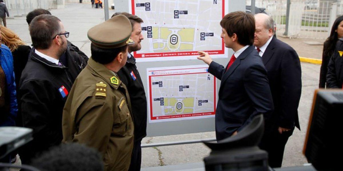 Gobierno impulsa campaña comunicacional de seguridad ciudadana por $440 millones