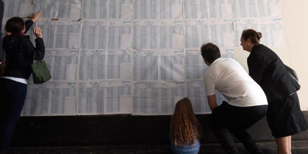 Cierran las urnas de las elecciones presidenciales en Argentina