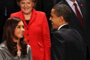 2009, en reunión del G-20 Foto:Getty Images. Imagen Por:
