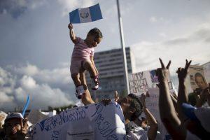 Este domingo Guatemala lleva acabo sus elecciones Foto:AP. Imagen Por: