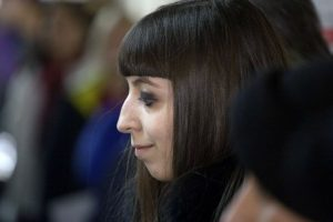 Y reapareció públicamente su hija menor, Flor, quien el mes pasado se convirtió en mamá Foto:AFP. Imagen Por: