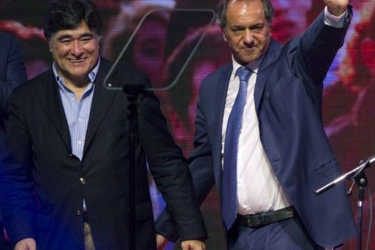 Al final, Scioli y Macri se verán en las urnas el próximo 22 de noviembre Foto:AFP. Imagen Por: