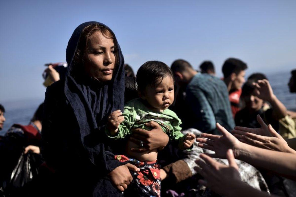 Anteriormente tres niños y un bebé fueron hallados ahogados en costas griegas. Foto:AFP. Imagen Por: