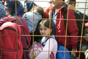 Sin embargo, los niños han resultado ser los más vulnerables en los viajes emprendidos por sus familias. Foto:AFP. Imagen Por: