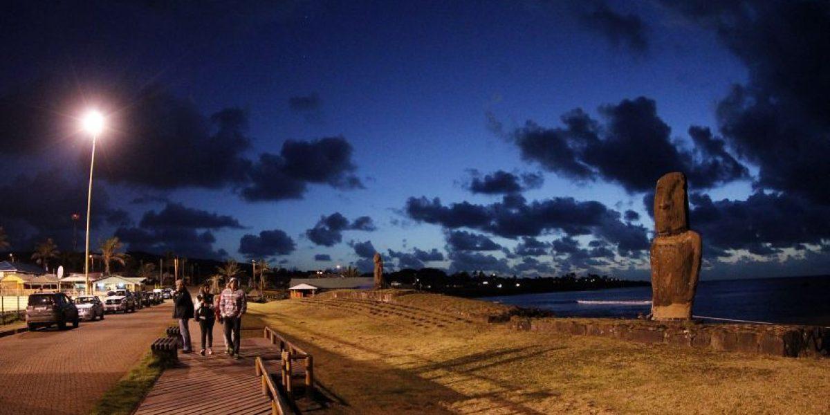 Habitantes de Isla de Pascua votan a favor de coadministrar parque nacional