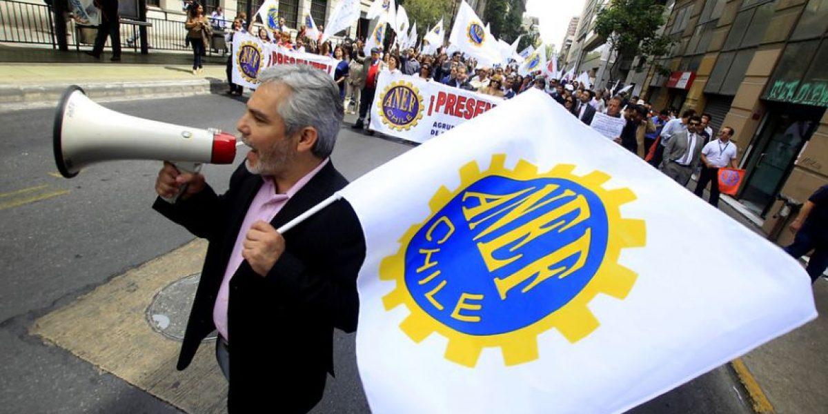 Anef llama a paro en respaldo a empleados del Registro Civil