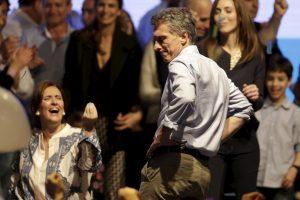 A continuación les mostramos 10 puntos que definieron la campaña de Mauricio Macri. Foto:AP. Imagen Por: