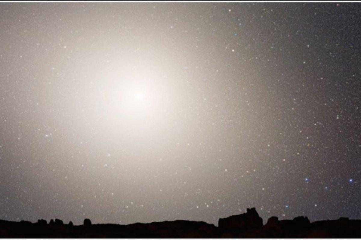 Esto quedaría al final Foto:NASA – ESA. Imagen Por:
