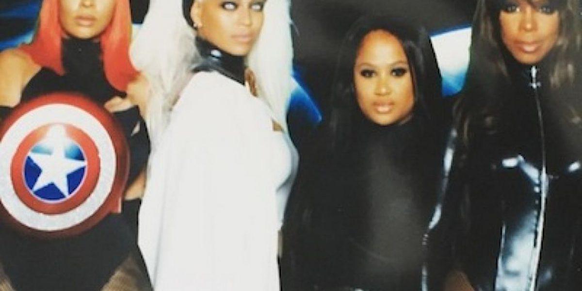 Fotos: Beyoncé luce idéntica a