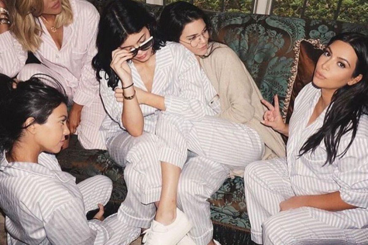 Clan Kardashian-Jenner Foto:Instagram/KylieJenner. Imagen Por: