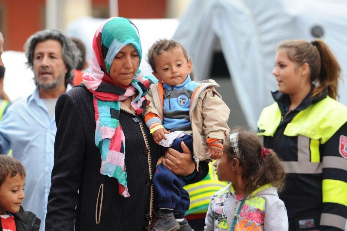 Y las víctimas siguen aumentando. Foto:AP. Imagen Por: