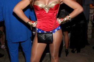 Jessica Ashley Foto:Getty Images. Imagen Por: