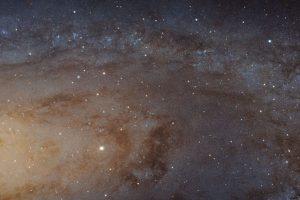 Es una galaxia gigante descubierta en el año 964 Foto:NASA. Imagen Por:
