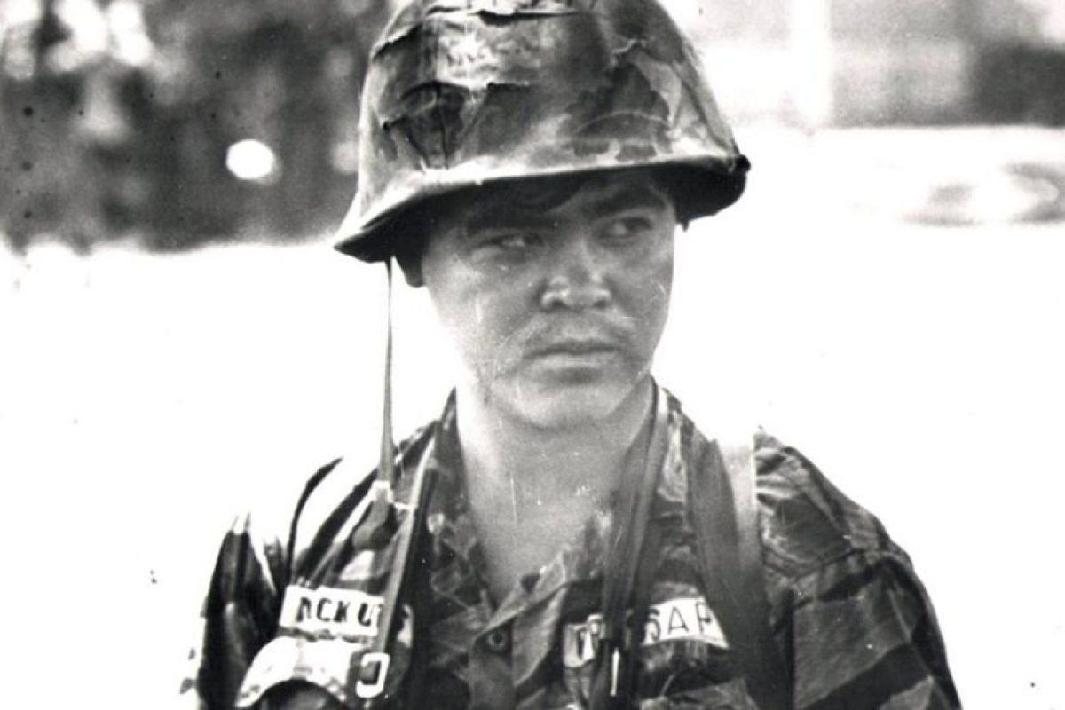 En la guerra de Vietnam en 1972 Foto:AP. Imagen Por: