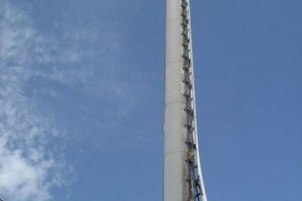 Tower of Terror II, Australia Foto:Wikimedia. Imagen Por: