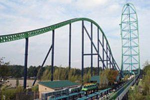Kingda Ka, Nueva Jersey, Estados Unidos Foto:Wikimedia. Imagen Por: