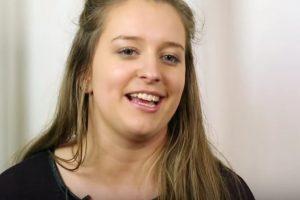 Ella es Clara Murphy Foto:Vía Youtube. Imagen Por: