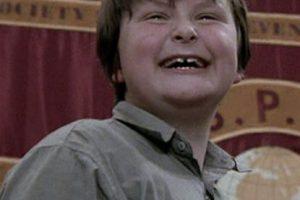 """Su compañerito, """"Charlie Potter"""", fue interpretado por Bruno Jenkins. Foto:vía Warner Bros. Imagen Por:"""