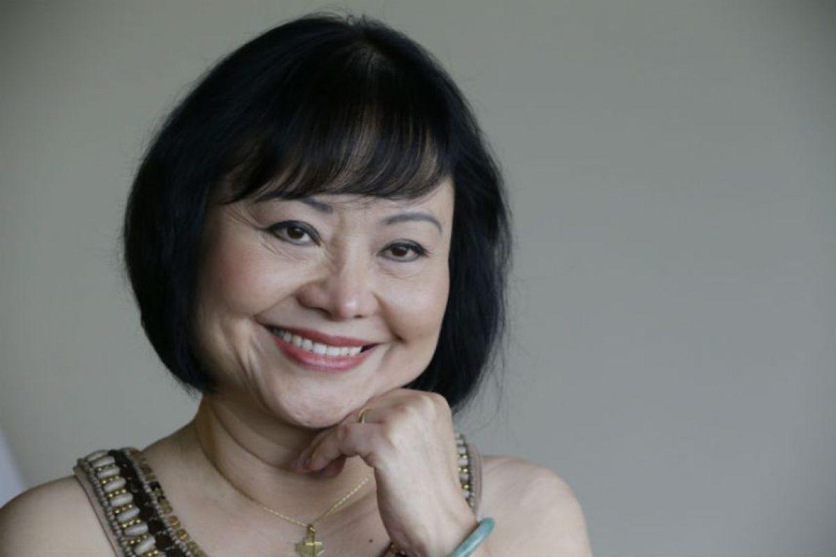 Así luce Kim Phuc 40 años después de la famosa. Foto:AP. Imagen Por: