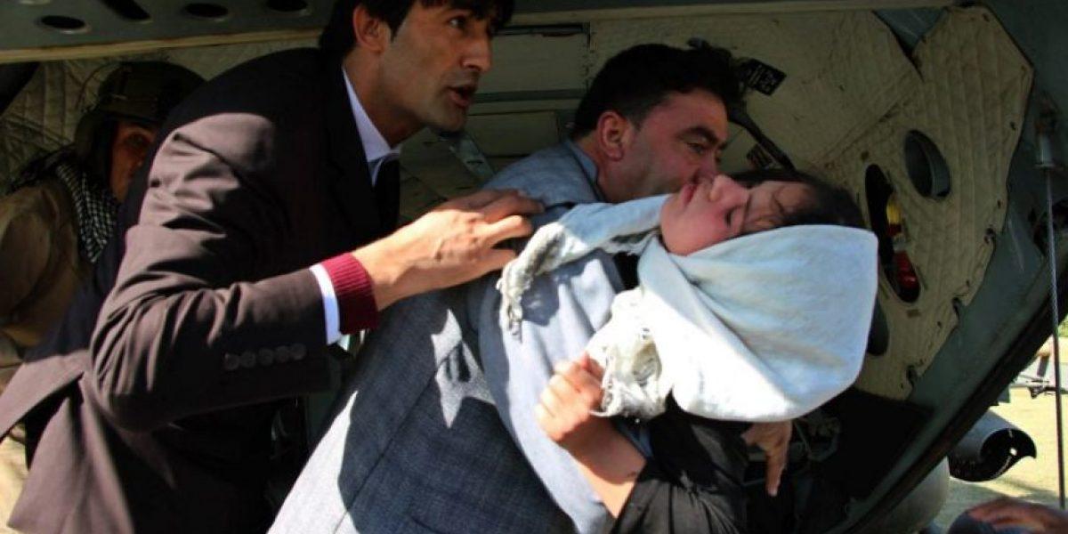 Más de 300 muertos en Pakistán y Afganistán por el terremoto de magnitud 7,5