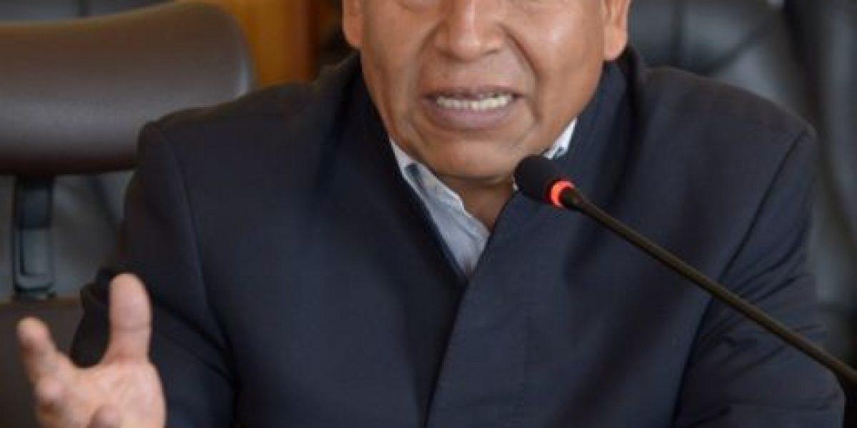 Canciller boliviano David Choquehuanca hará visita no oficial a Chile