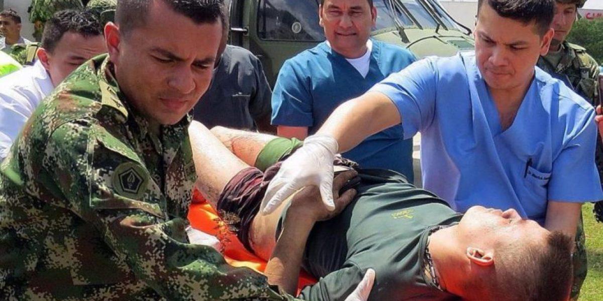 Un ataque del ELN deja al menos once soldados muertos en Colombia