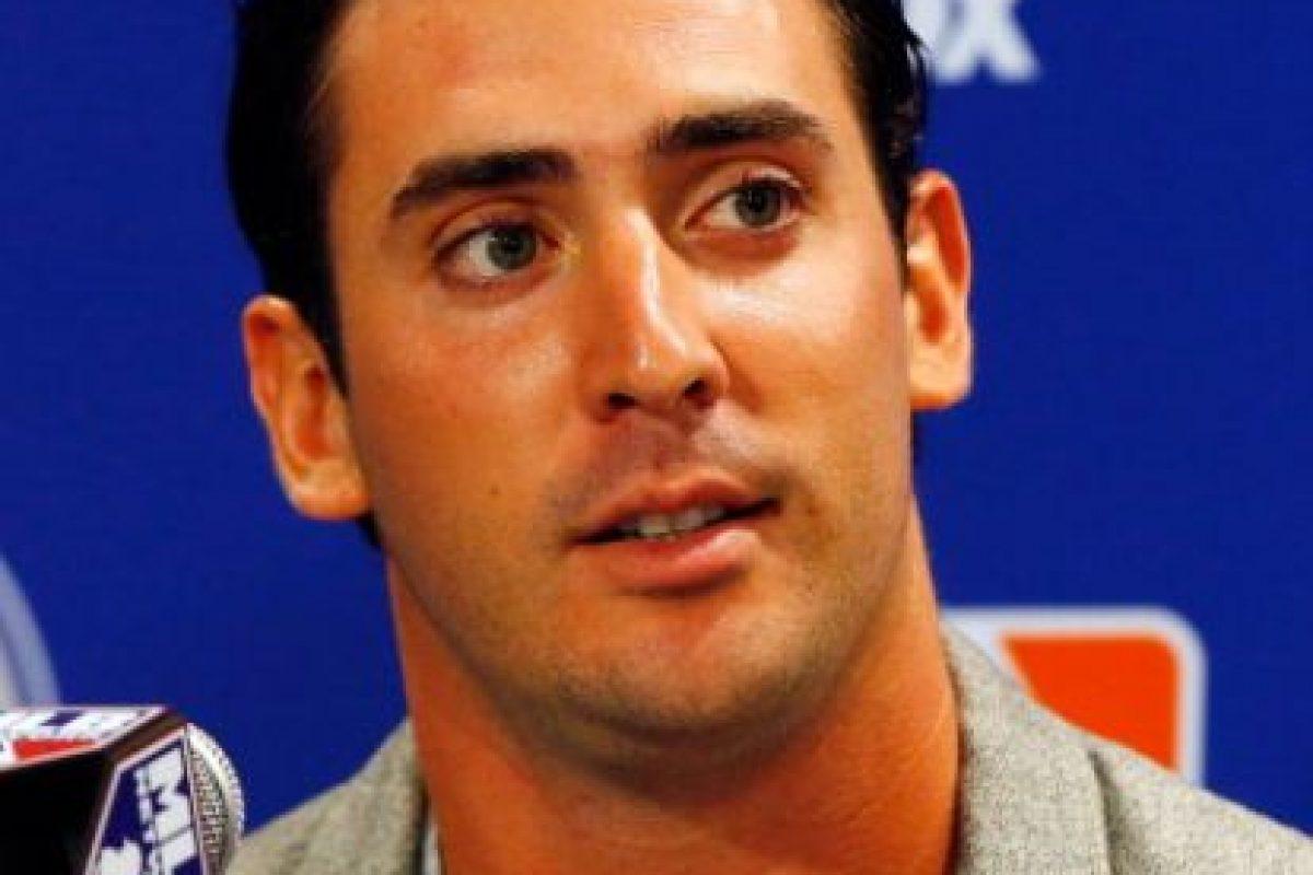 1. Matt Harvey (Mets) Foto:Getty Images. Imagen Por: