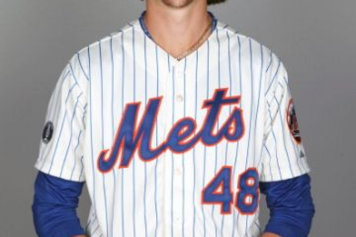 3. Jacob deGrom (Mets) Foto:Getty Images. Imagen Por: