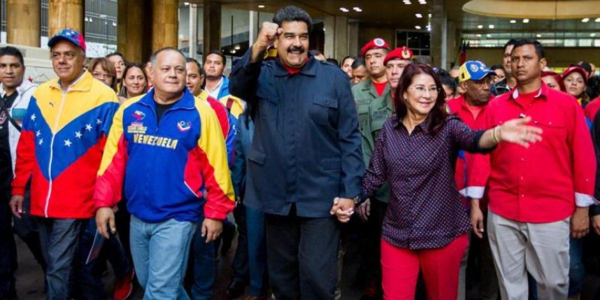 Maduro declara que la revolución bolivariana está