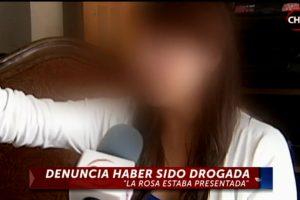 Víctima de Burundanga Foto:Captura Chilevisión. Imagen Por: